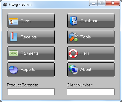 Click to view Vladovsoft Fitorg 6.1.0 screenshot